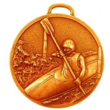 Médaille kayak competition grand modèle