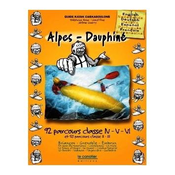 """""""Alpes, Dauphiné"""" Le guide des Caskaboulons."""
