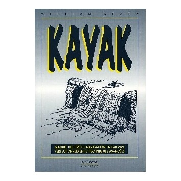 "Livre ""Kayak""."