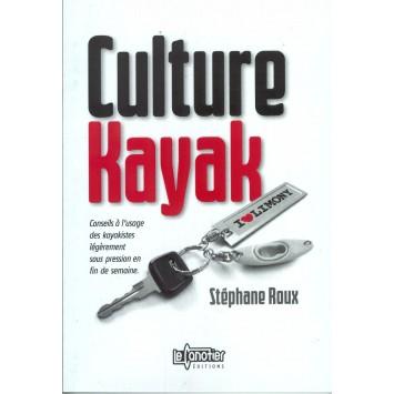"Livre ""Culture kayak"""