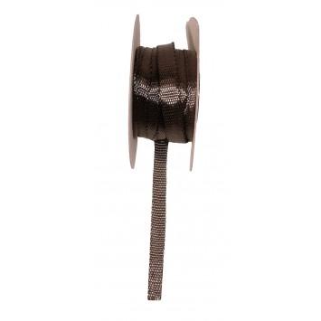 Tresse carbone tubulaire élastique 20mm