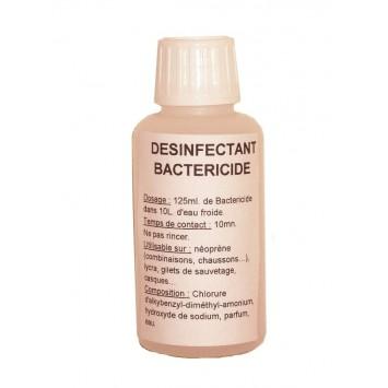 Nettoyant bactéricide