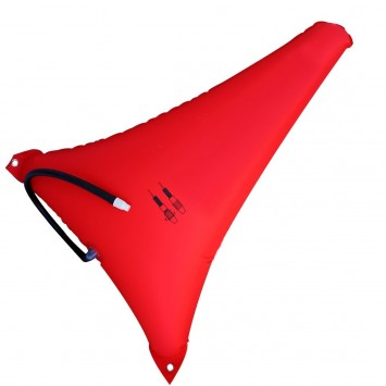 Pte avant PU/Nylon - rouge – 35 l