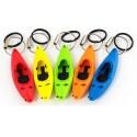 Porte-clefs kayak mer