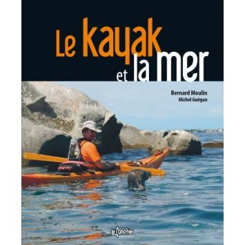 """Livre """"Le kayak et la mer""""."""