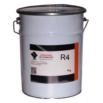Primaire d'accrochage PU bois/béton R4