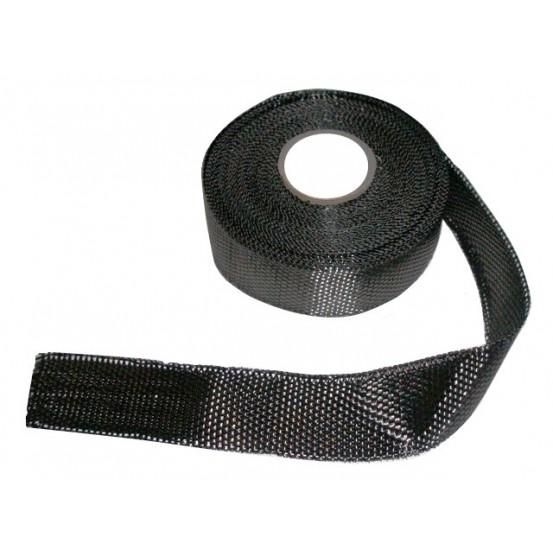 Ruban Carbone 5 cm.