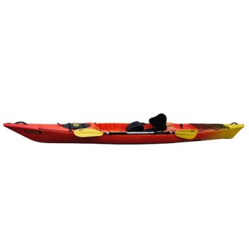 "PACK DAG ""MIDWAY Pack Luxe"" kayak de mer monoplace"