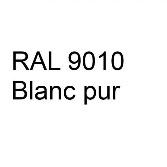 Gel coat polyester blanc