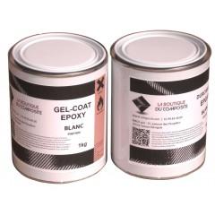 Gel coat époxy BLANC alimentaire