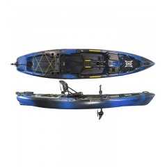kayak de pêche à pédales Pescador Pilot