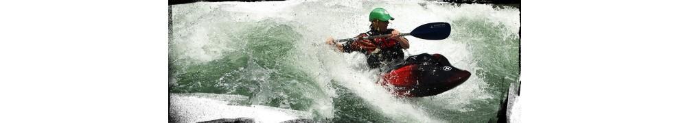 kayaks de rivière sportive