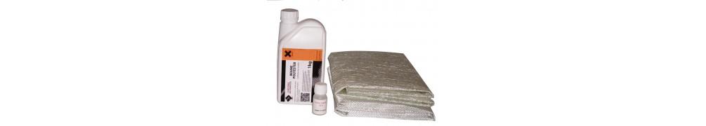 kits, composite, résine, tissu, mack, kayak, modélisme, résine époxy, polyester