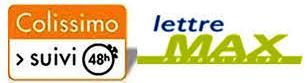 Logo Colissimo MACK kayak