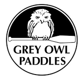 logo grey owl mack kayak