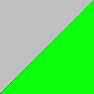 Vert et gris